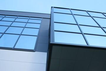 alu fasada in okna - Gabriel Aluminum